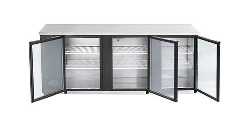 Tủ mini bar cánh kính Southwind RUB-3G90