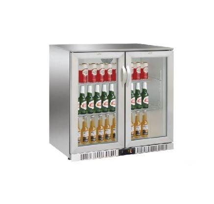 Tủ mát mini bar 2 cánh kính Southwind SW208B