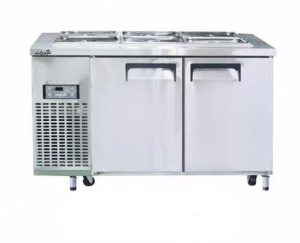 Bàn Salad full khay 2 cánh Southwind  SWSI-1500S-F