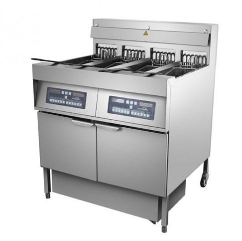 Bếp chiên nhúng điện 4 giỏ Southwind IDZL-36-4T