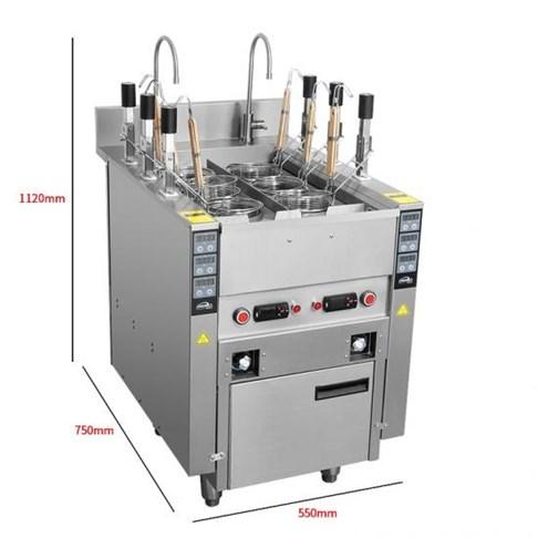 Bếp nhúng mì 6 họng Southwind IZML-6-A