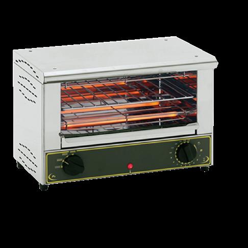 Máy nướng bánh mì 1 tầng không cửa Roller Grill BAR 1000