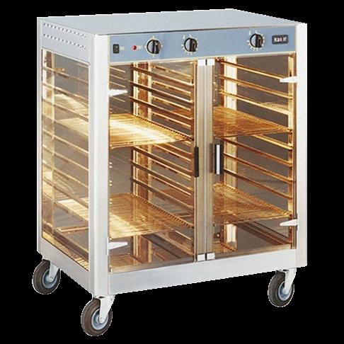 Tủ giữ nóng cho máy quay gà Roller Grill RE 2