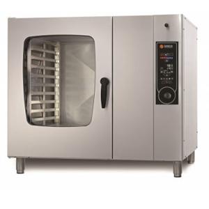 Lò hấp nướng đa năng Sogeco 10 khay GN1/1 dùng điện