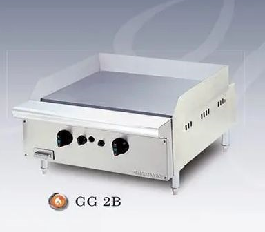 BẾP CHIÊN PHẲNG (GAS) GG 2B
