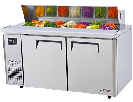 Bàn salad Turbo Air KHR15-2