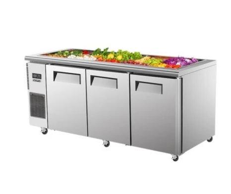 Bàn salad Skipio SSR18-3 Buffet