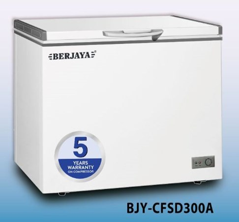 TỦ ĐÔNG BERJAYA BJY-CFSD300A