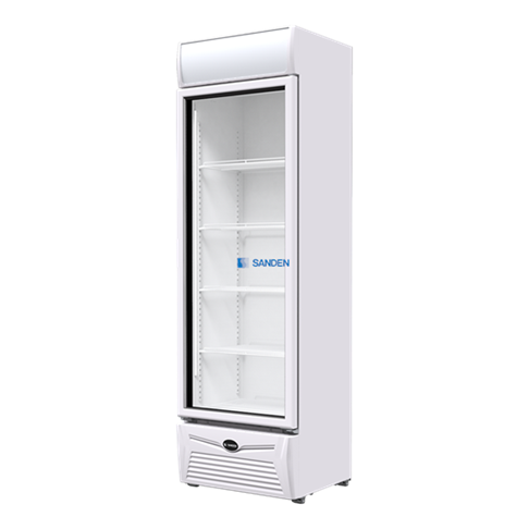 Tủ mát 1 cánh kính Sanden SPA-0403