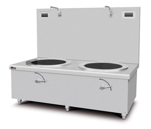 Bếp nấu canh điện từ thấp 2 đầu Southwind CZC - 13DE