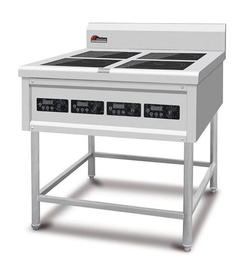 Bếp nấu điện từ 4 mắt Southwind CZC - 18A